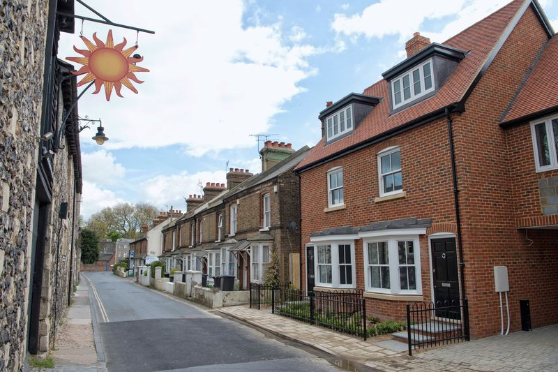 4 Bedrooms Terraced House for sale in Plot 2 Sudbury Mews, Pound Lane