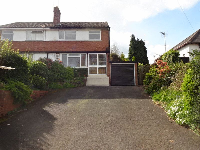 3 Bedrooms Semi Detached House for sale in Sutton Park Road, Kidderminster DY11 6LD