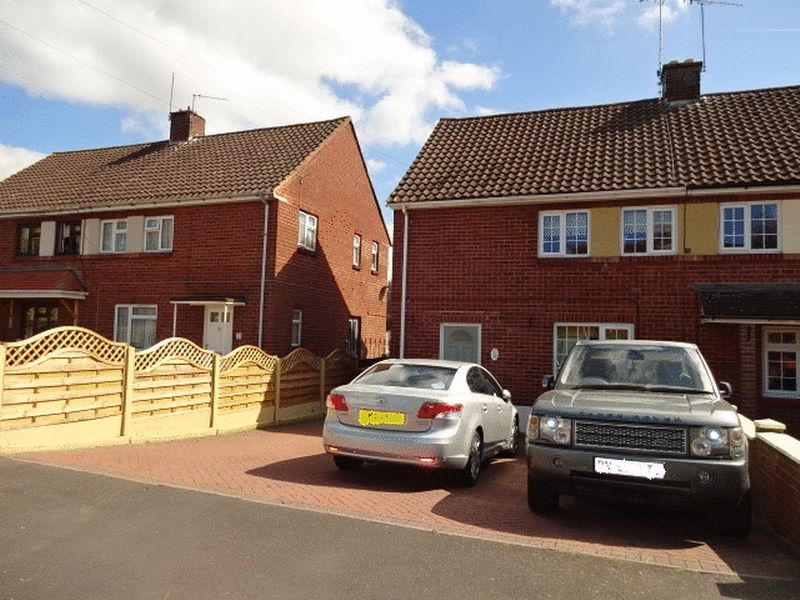 3 Bedrooms Semi Detached House for sale in Queensway, Bewdley DY12 1ET