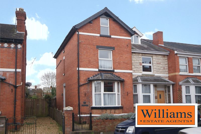 3 Bedrooms Terraced House for sale in Stanhope Street, Hereford