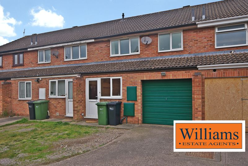 3 Bedrooms Terraced House for sale in Withybrook Close, Hereford