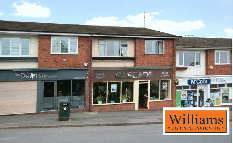 2 Bedrooms Flat for sale in Quarry Road, Hereford