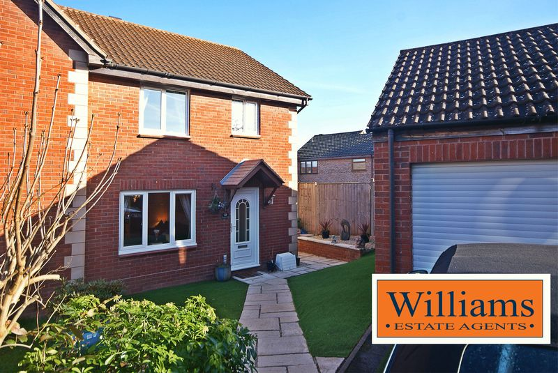 3 Bedrooms Semi Detached House for sale in Belmont, Hereford