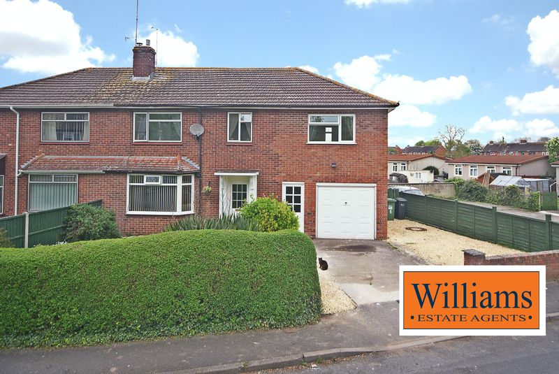 4 Bedrooms Semi Detached House for sale in Golden Post, Hereford