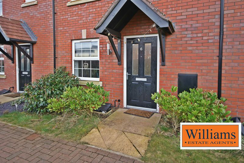 4 Bedrooms Terraced House for sale in Dymock Red Walk, Hereford
