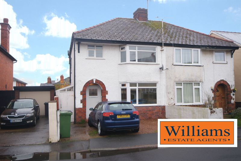 3 Bedrooms Semi Detached House for sale in Baysham Street, Hereford