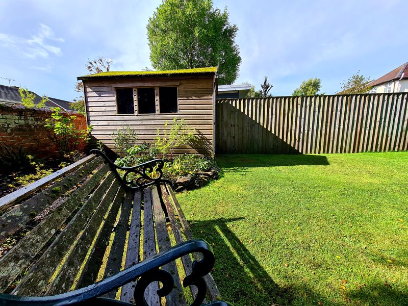 Old Eign Hill Hampton Dene
