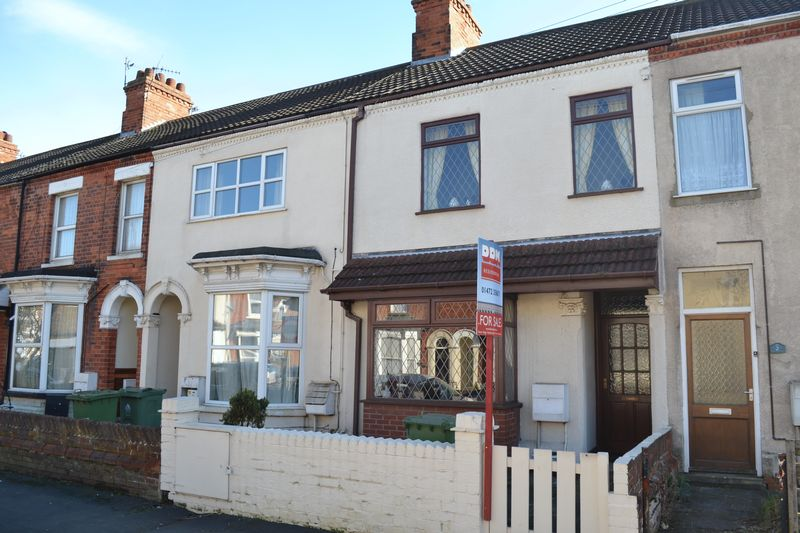 3 Bedrooms Terraced House for sale in Algernon Street, Grimsby