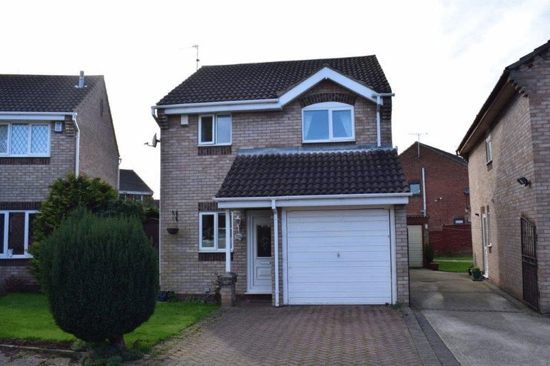 3 Bedrooms Detached House for sale in Orion Way, Grimsby