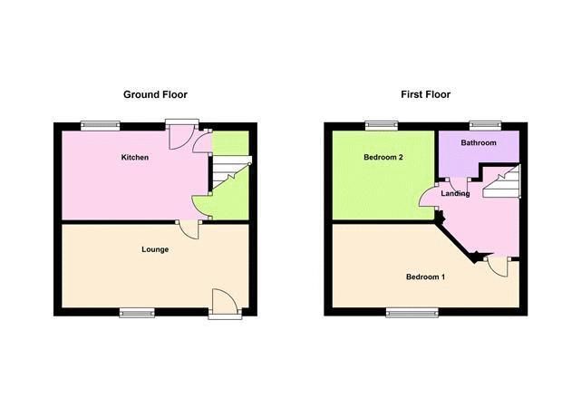 Mill Lane floor plan