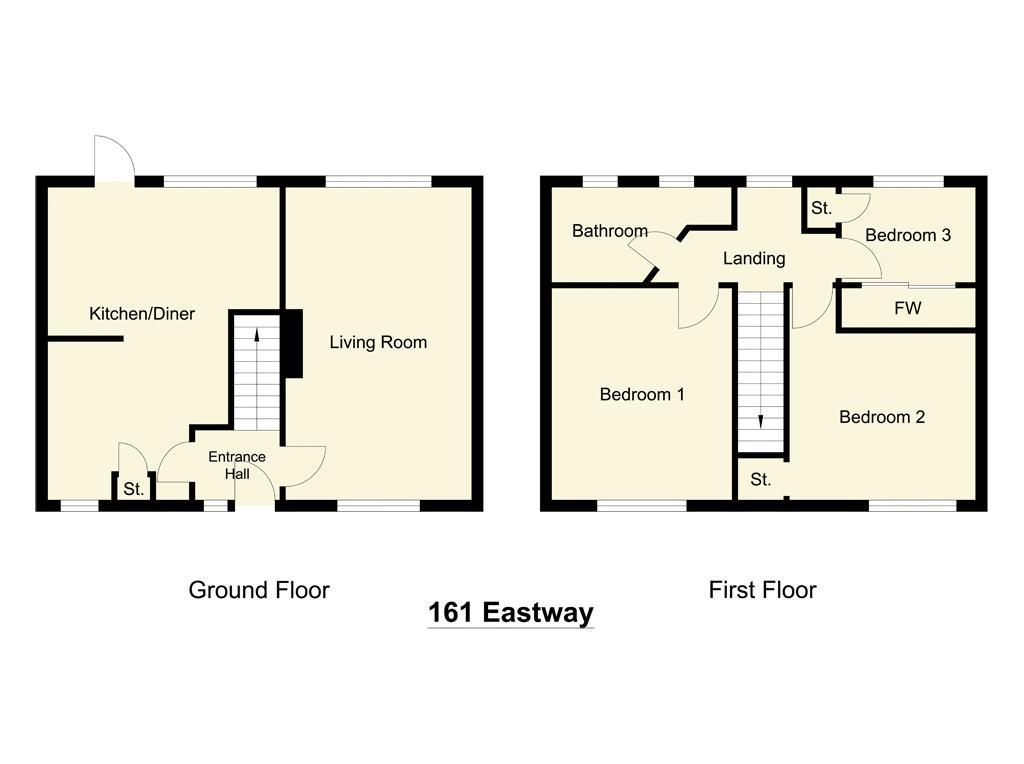 Eastway Floor Plan