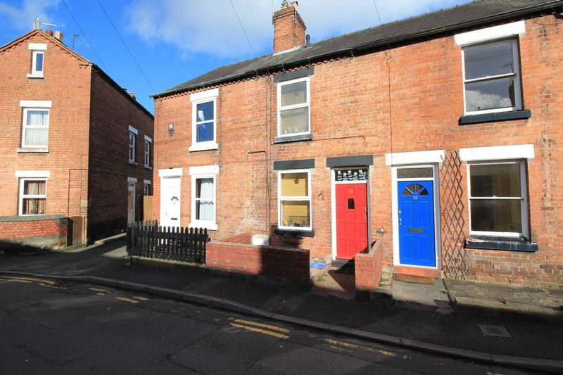 2 Bedrooms Terraced House for sale in Prince Street, Oswestry