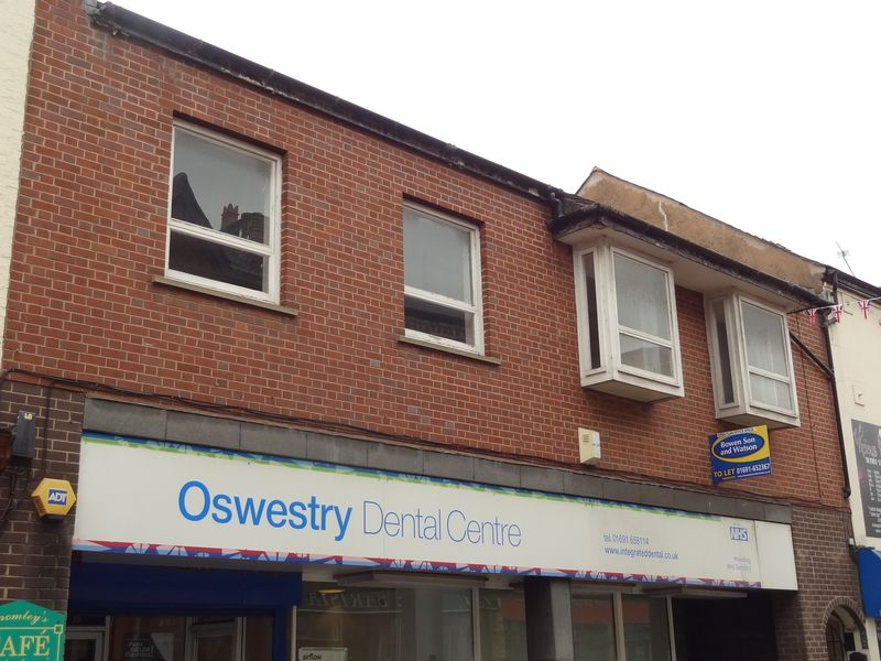 Willow Street, Oswestry, SY11