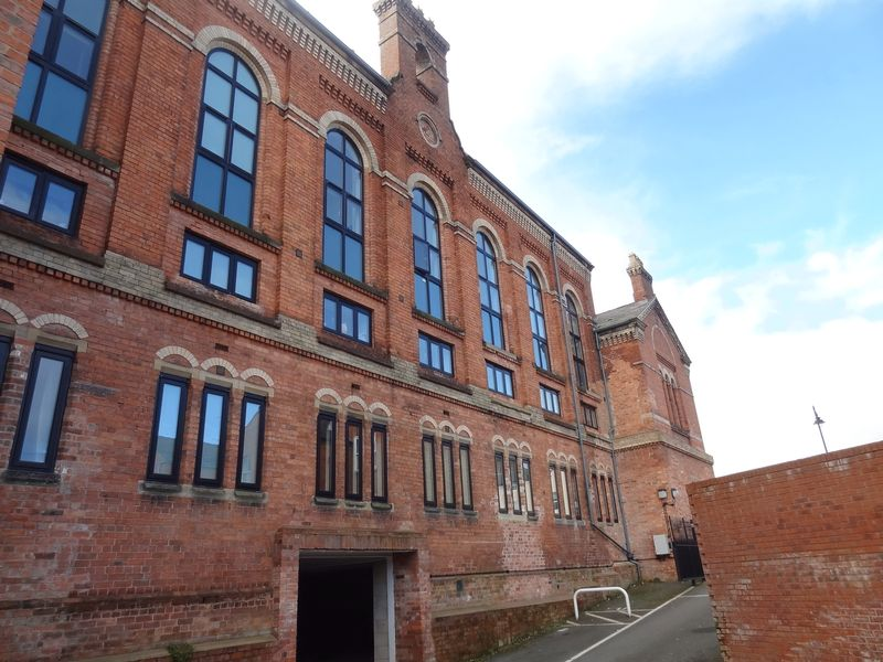 Victoria House, Oswestry, SY11