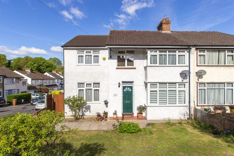 4 Bedrooms Semi Detached House for sale in Banstead Road, Carshalton