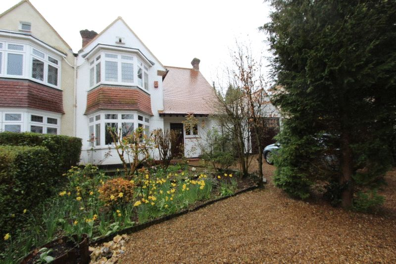 3 Bedrooms Semi Detached House for sale in The Warren, Carshalton