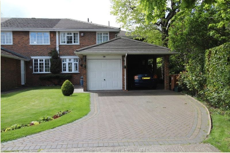 5 Bedrooms Terraced House for sale in Bawtree Close, South Sutton