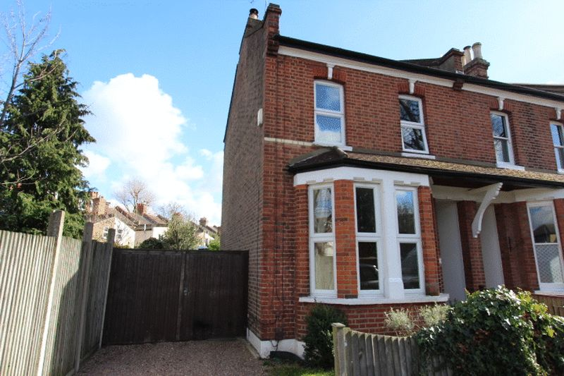 3 Bedrooms Semi Detached House for sale in Nursery Road, Sutton