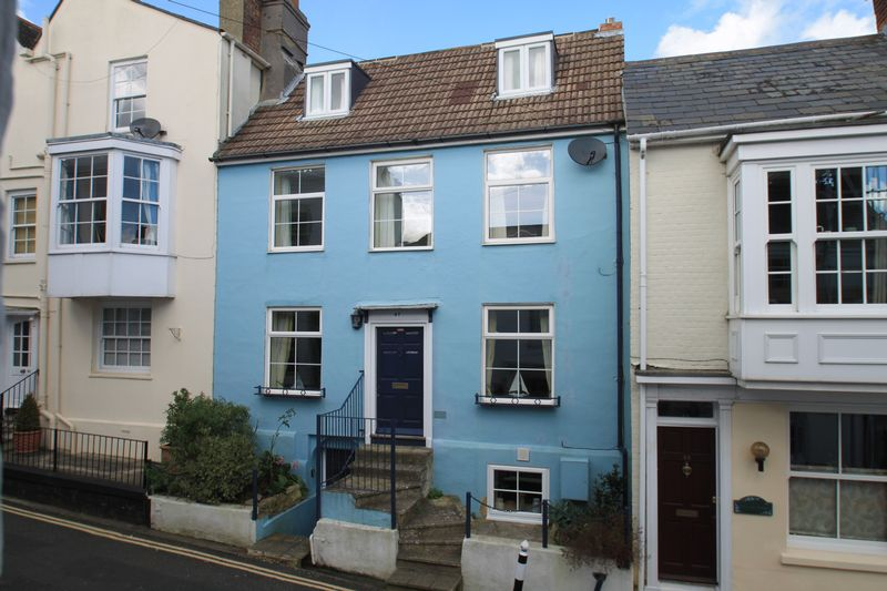 4 Bedrooms Terraced House for sale in Sun Hill, Cowes,