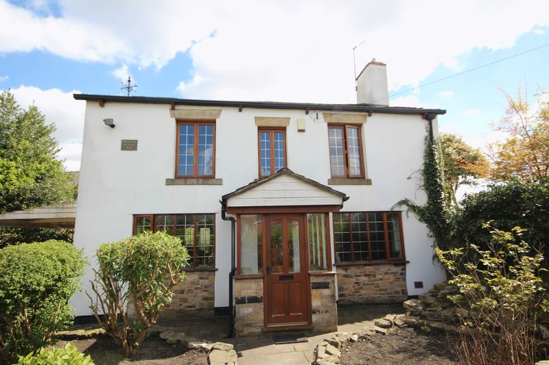 2 Bedrooms Cottage House for sale in GNAT BANK COTTAGE, Gnat Bank Fold,Bamford, Rochdale OL11 4BH