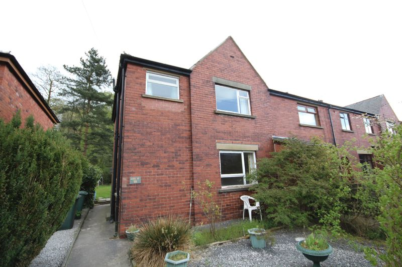 2 Bedrooms Semi Detached House for sale in KING STREET, Whitworth, Rochdale OL12 8LR