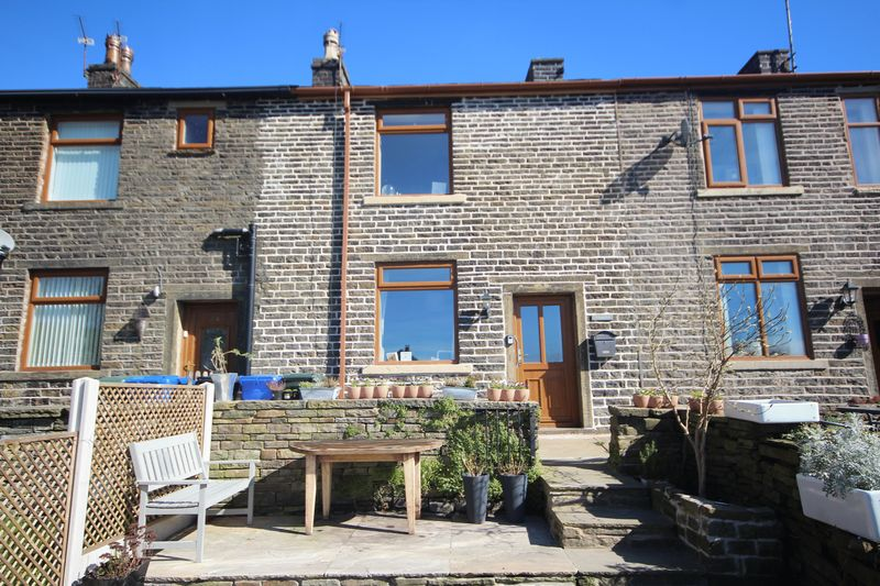 1 Bedroom Cottage House for sale in TONG END, Whitworth OL12 8BJ