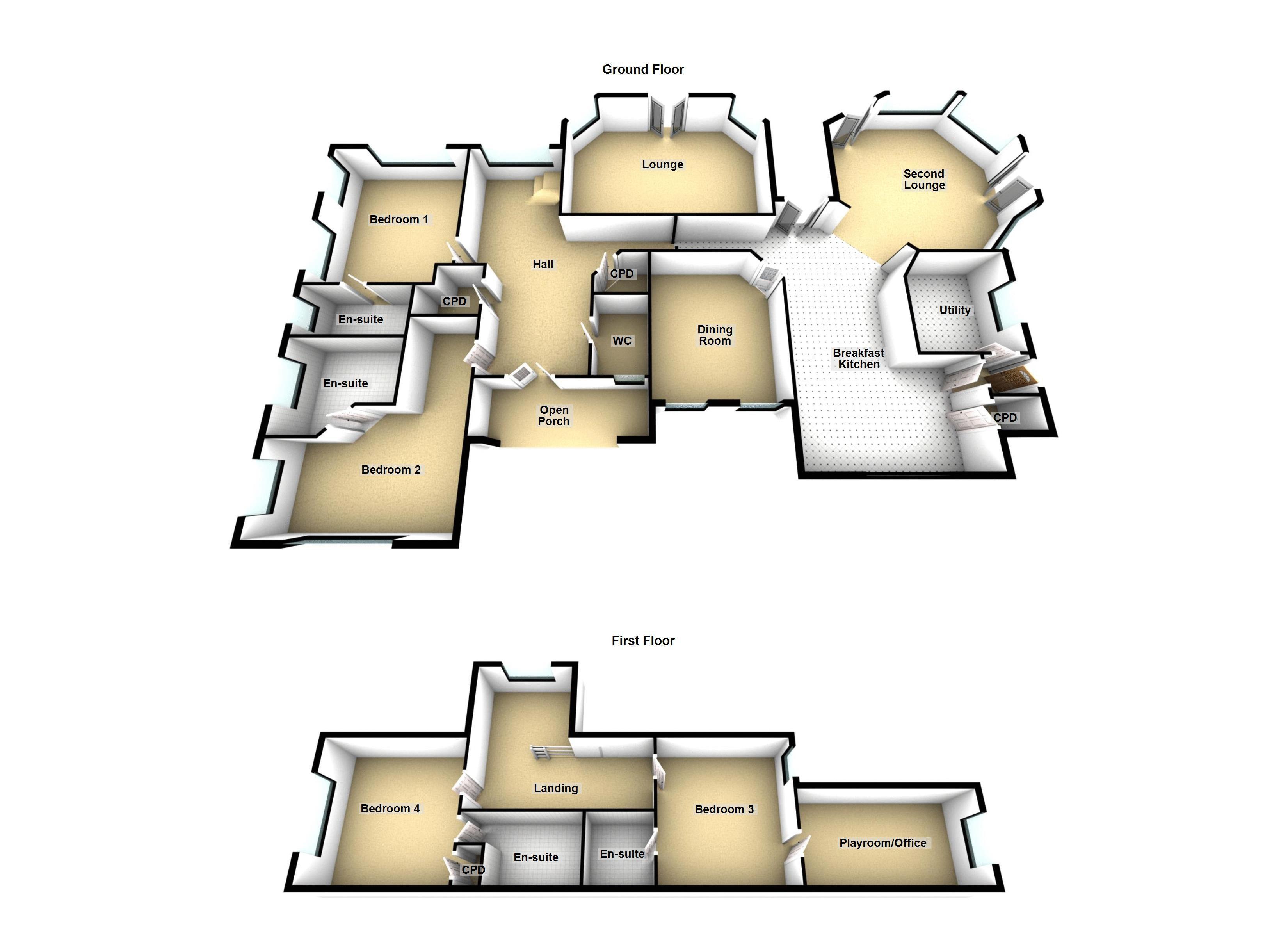 Ground/First Floors