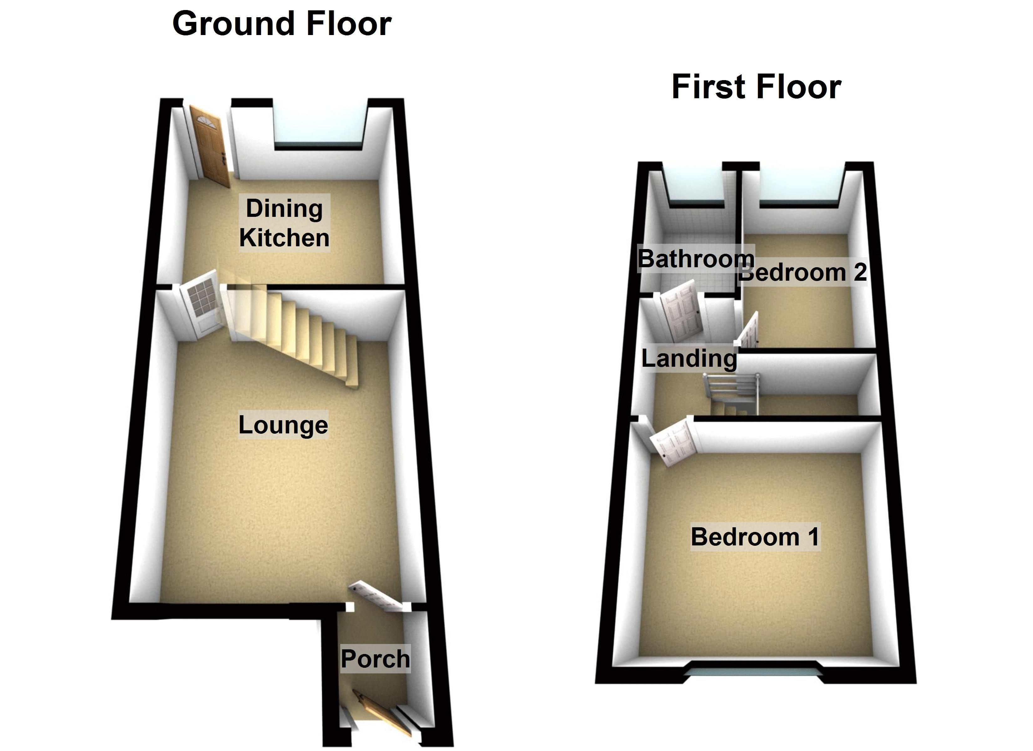 Ground/First Floor