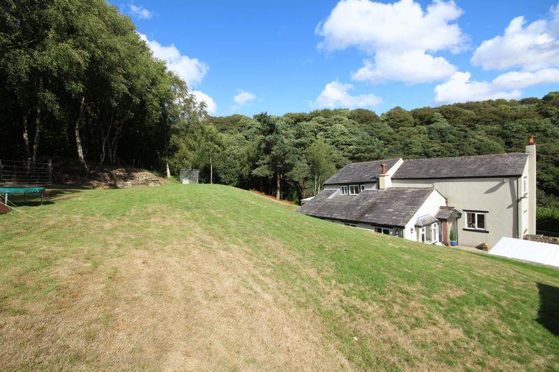 Gelder Clough Ashworth Valley