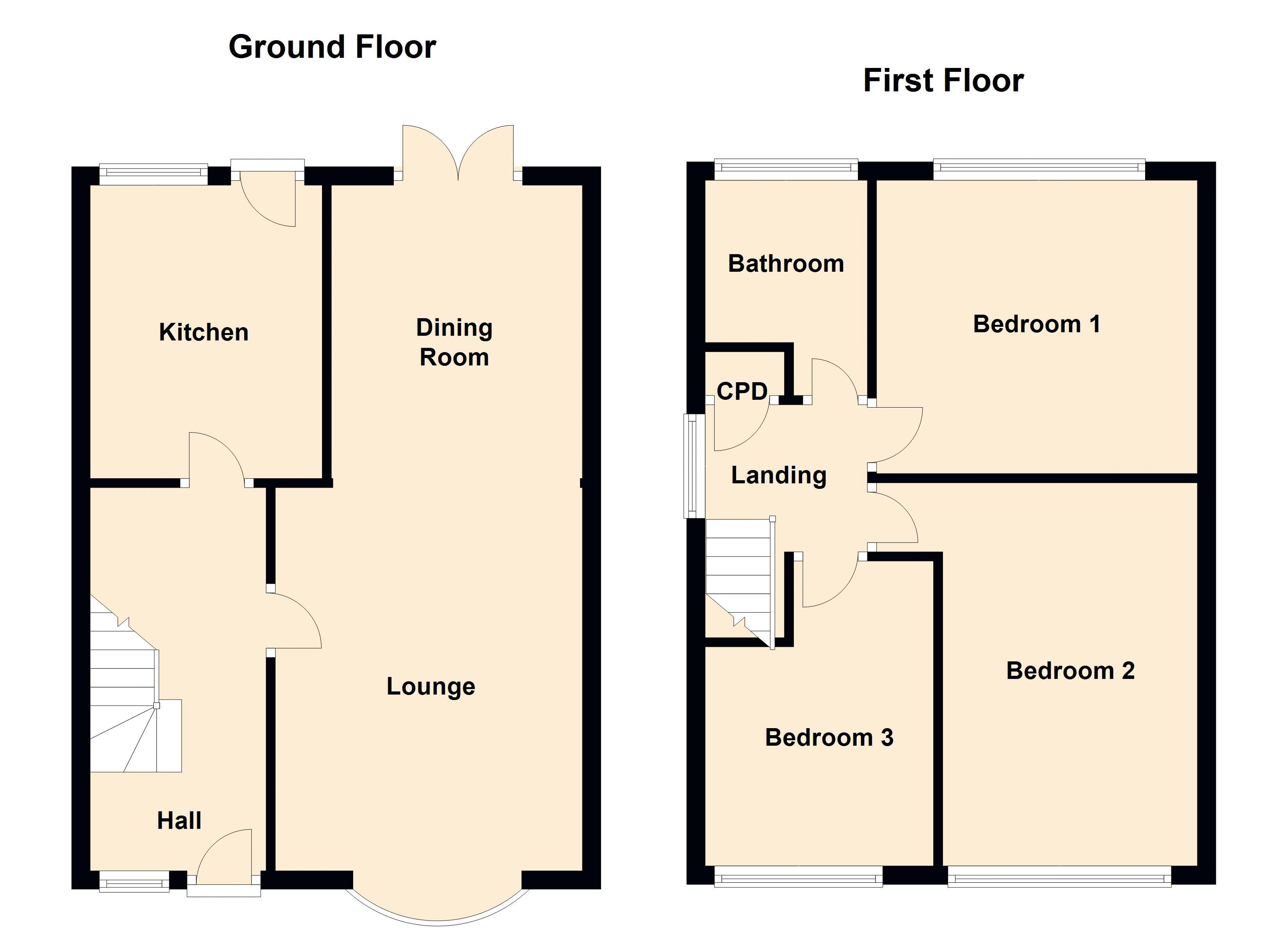 Ground / First Floors