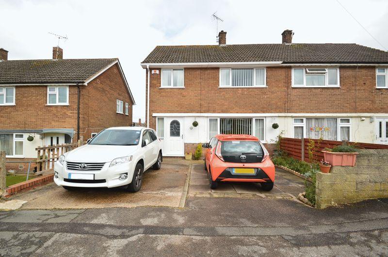 3 Bedrooms Semi Detached House for sale in Cambridge Road, Rainworth