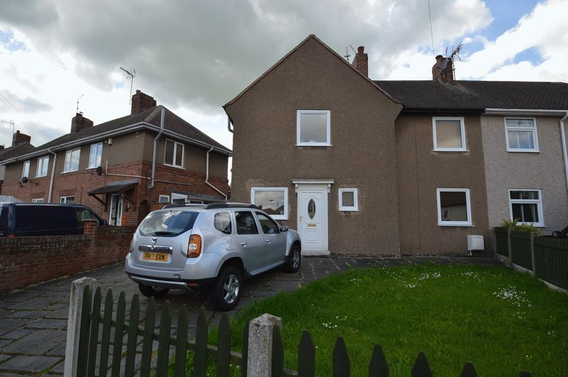 3 Bedrooms Semi Detached House for sale in Hartington Street, Langwith