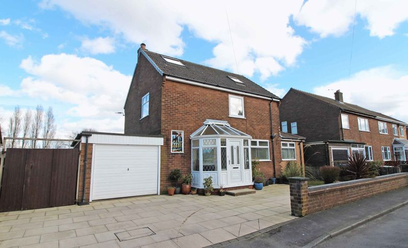 4 Bedrooms Detached House for sale in Greenbank Avenue, Billinge, Wigan