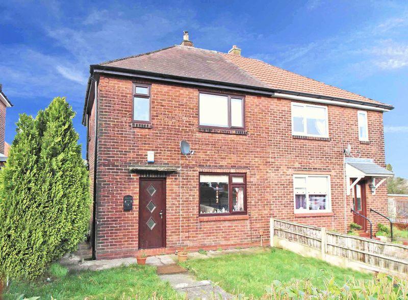 2 Bedrooms Semi Detached House for sale in Lamberhead Road, Pemberton, Wigan