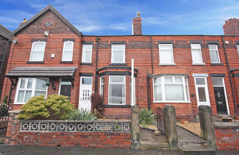3 Bedrooms Terraced House for sale in Victoria Road, Garswood, Ashton in Makerfield