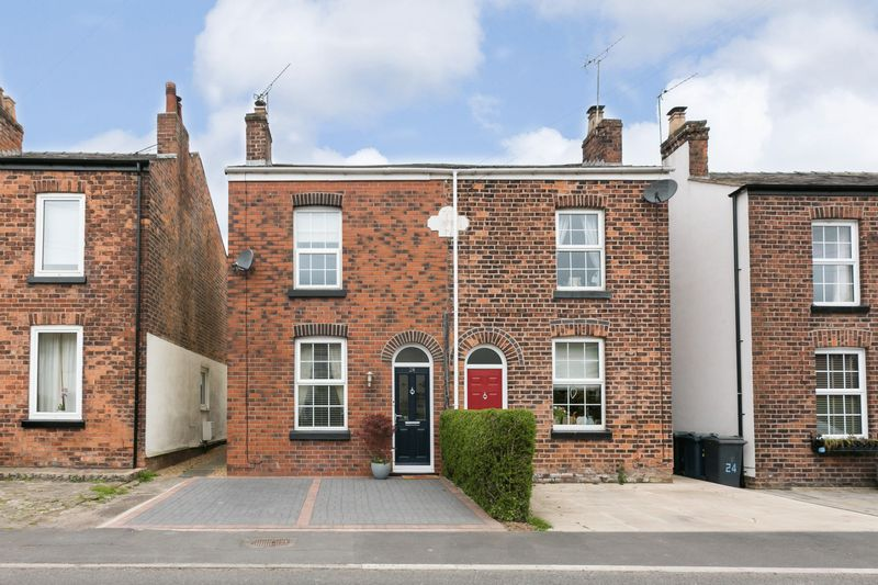 2 Bedrooms Semi Detached House for sale in Cobbs Brow Lane, Newburgh, WN8 7ND
