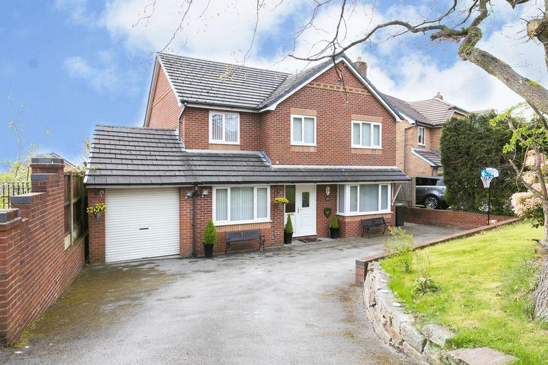 4 Bedrooms Detached House for sale in Elmers Green Lane, Skelmersdale, WN8 6SJ