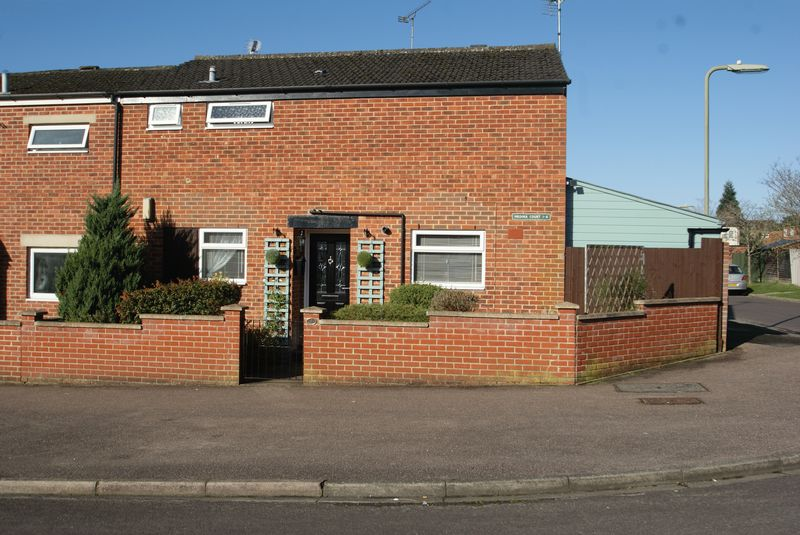 3 Bedrooms Terraced House for sale in Medina Court, Andover
