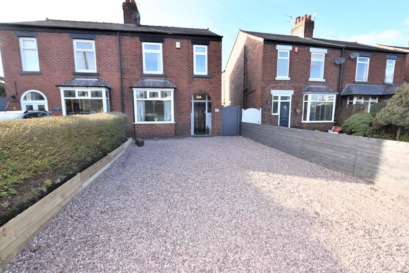 3 Bedrooms Semi Detached House for sale in Brook street, Congleton