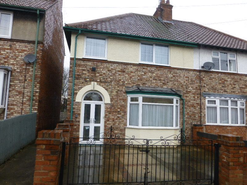 3 Bedrooms Semi Detached House for sale in Huntington Road, York