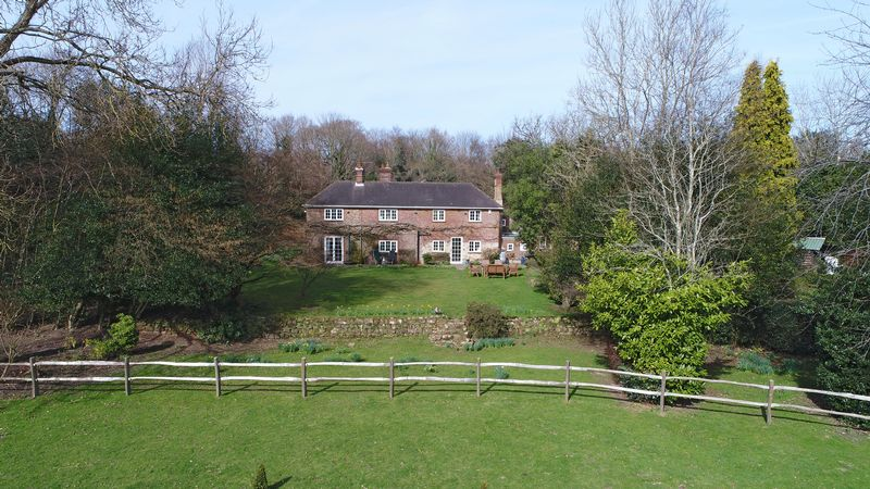 4 Bedrooms Detached House for sale in Ashdown Forest, Cackle Street, Nutley, East Sussex
