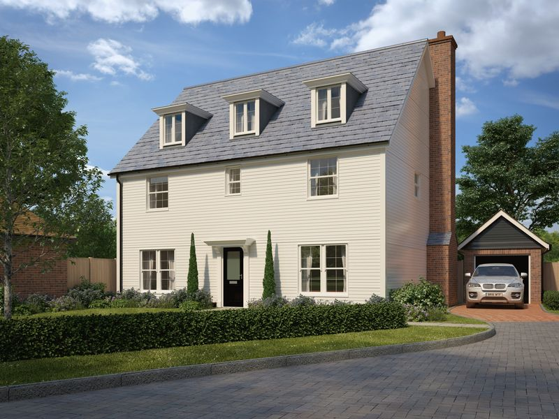 5 Bedrooms Detached House for sale in Station Road, Isfield, East Sussex