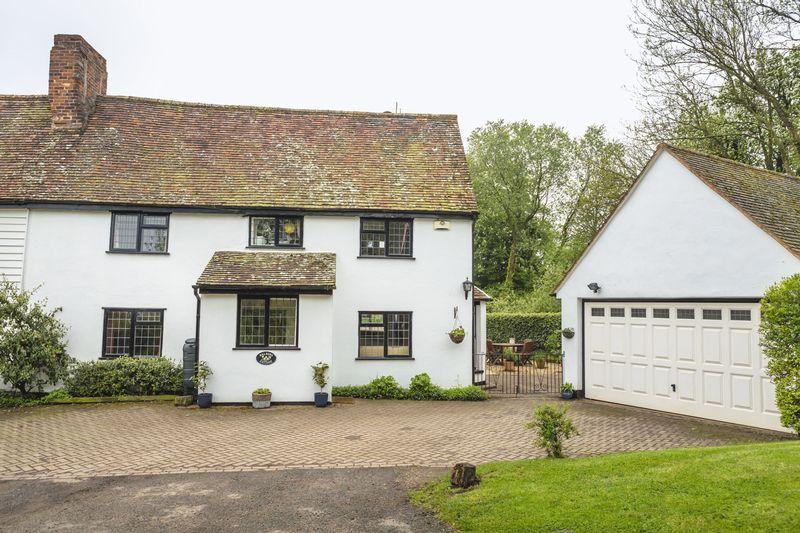 5 Bedrooms Semi Detached House for sale in Old School Green, Benington, SG2