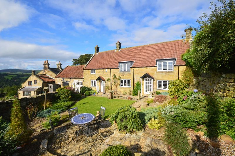 3 Bedrooms Cottage House for sale in Lealholmside, Whitby