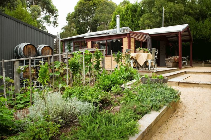 Tussie Mussie Vineyard Retreat Mornington Peninsula
