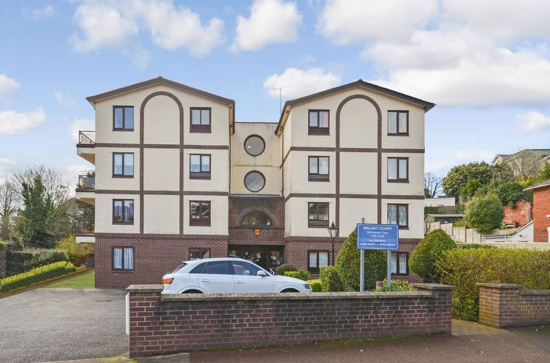 2 Bedrooms Retirement Property for sale in Walnut Road, Torquay