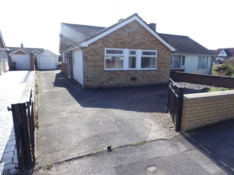 3 Bedrooms Semi Detached Bungalow for sale in Shellmor Avenue, Stoke Lodge