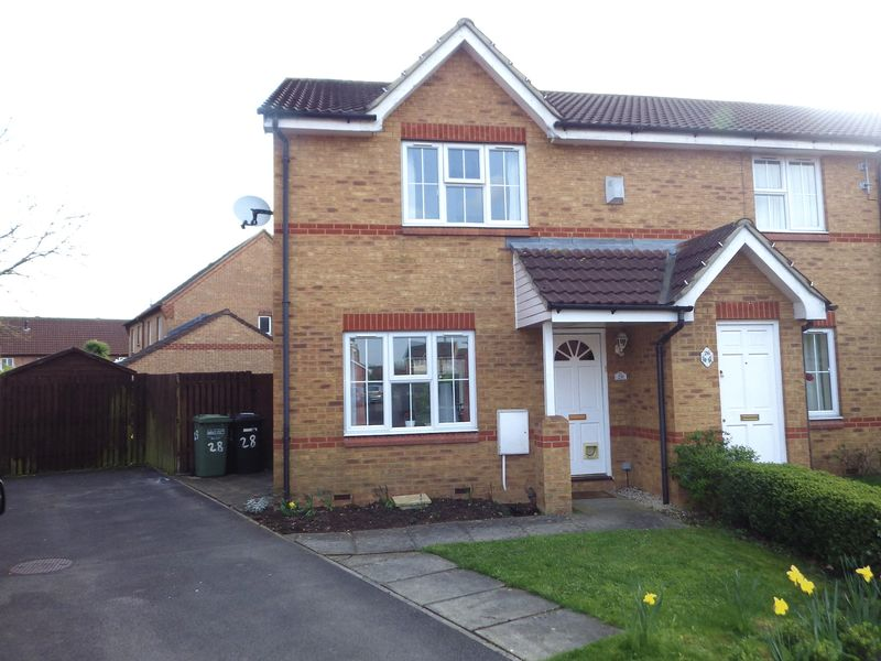 3 Bedrooms Terraced House for sale in The Willows, Bradley Stoke