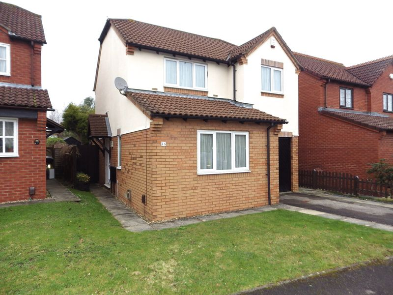 3 Bedrooms Detached House for sale in Stanshaws Close, Bradley Stoke