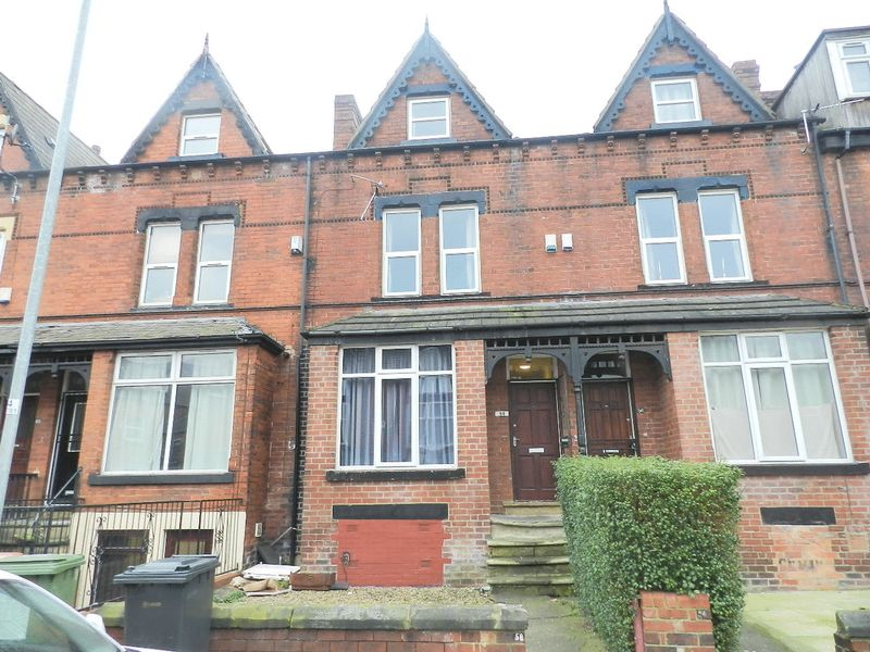 5 Bedrooms Terraced House for sale in Brudenell Mount, leeds